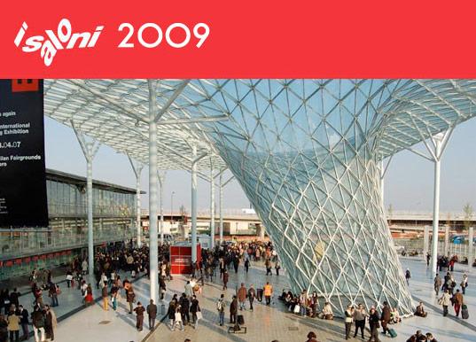 i Saloni Milan International Furniture Fair 2009