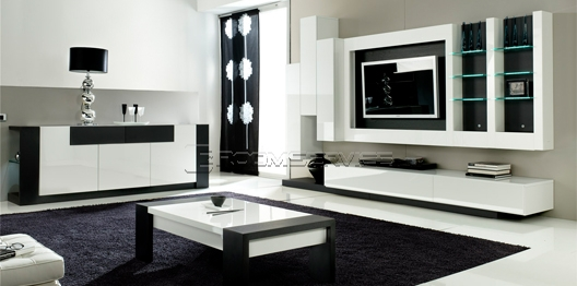 modern wall units – gallery collectionmilmueble | room service