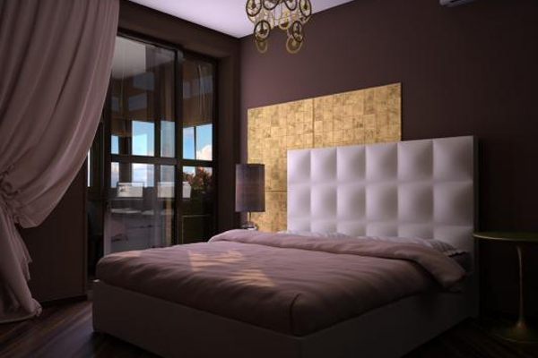 lila schlafzimmer ideen wandfarbe schlafzimmer beispiele - Schlafzimmer Lila Wand