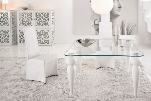 White Modern Interiors