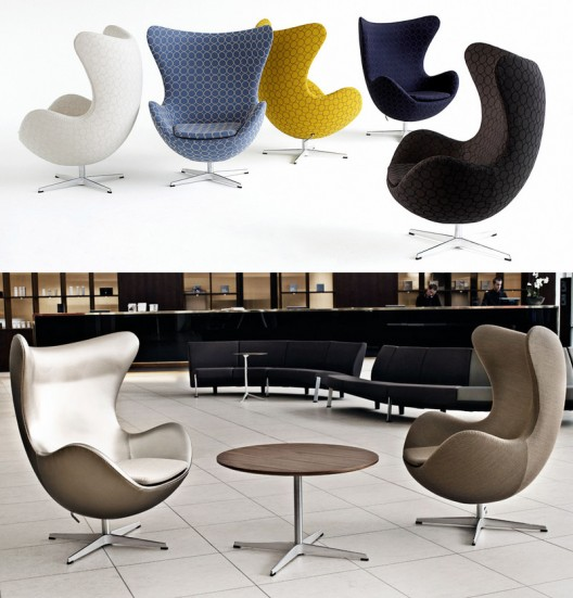 top 10 egg shaped inspired modern furniture pieces happy easter room service 360. Black Bedroom Furniture Sets. Home Design Ideas