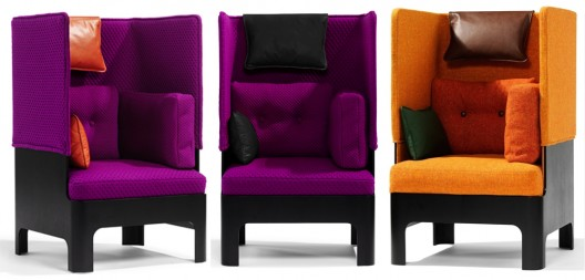 Koja A Modern And Playful Twist On Easy Chair Design Room