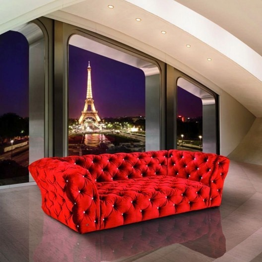 Modern Furniture Trends Decorating With Diamonds Room