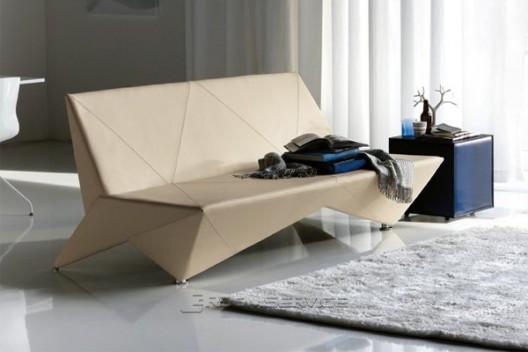 Origami Sofa by Cattelan Italia
