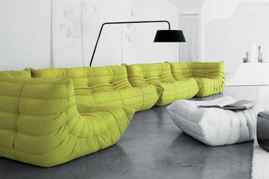 Modern sofas modular seating is in demand room for Salon ligne roset