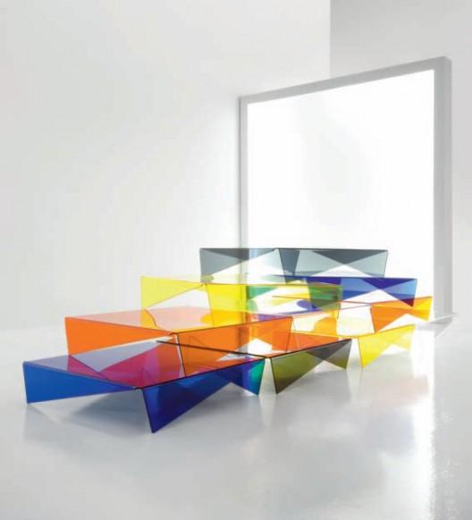 Voila Table by Max Piva for Bonaldo