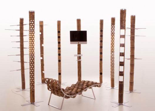 Tarazi Studio part of Design for a Living World Exhibition | room ...