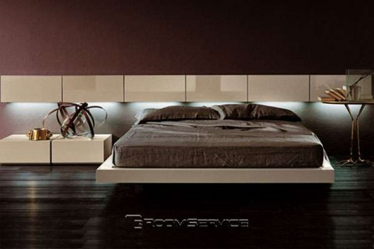 Custom Modern Bedroom Furniture Without The Custom Price