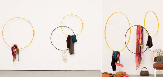 Modern Coat Rack With A Ring To It Room Service Blog - Designer coat rack