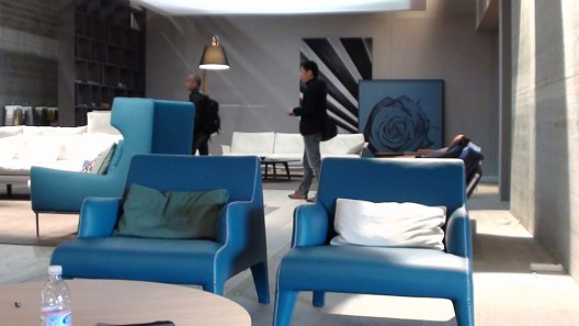 Contempo Showroom At Milan Furniture Fair In 2011