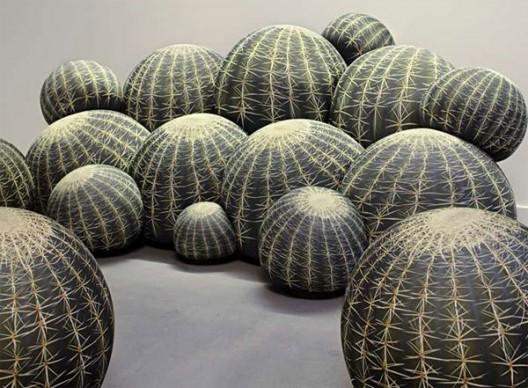 Canape Cactus By Maurizio Galante For Cerruti Baleri