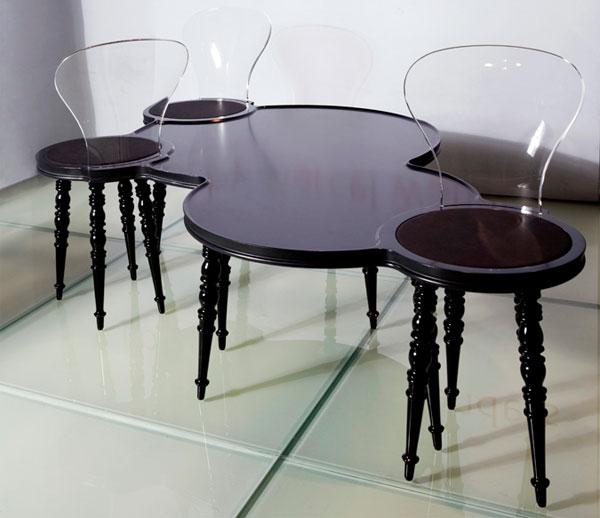 Babel Table By Marcel Wanders For XO