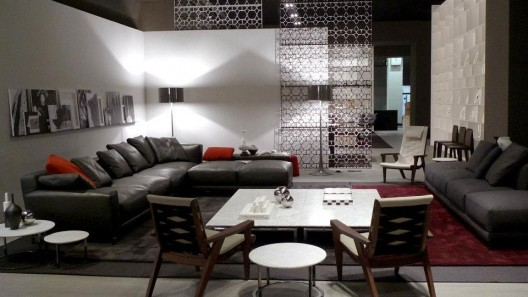 b b italia collection at the 2012 imm cologne room service 360. Black Bedroom Furniture Sets. Home Design Ideas