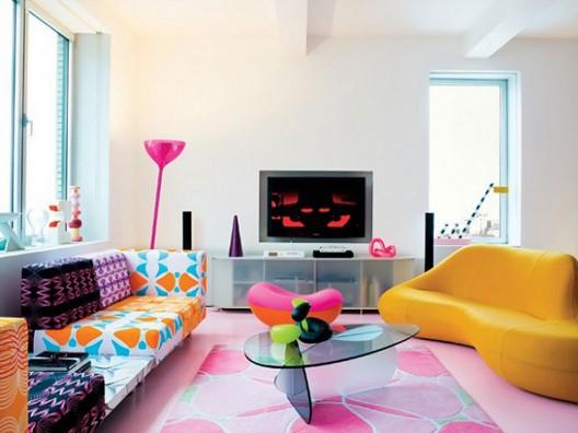 Modern Design Pop Art Style
