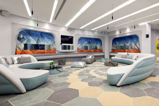 Big Brother Reality Show Interior Designed By Gamma Arredamenti  International