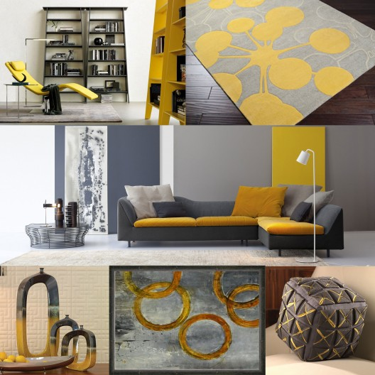 Yellow And Grey Living Room Decor Memes