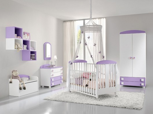 Modern baby rooms that make a statement room service 360