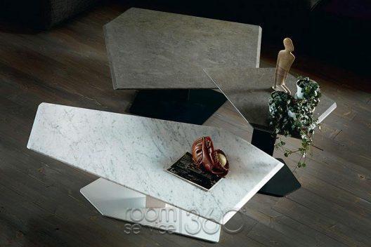Penta coffee table by Cattelan Italia