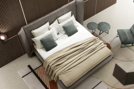 Gamma arredamenti the night collection room service 360 for Fams arredamenti