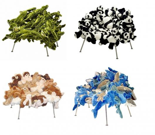 Banquete chairs by Campana Brothers