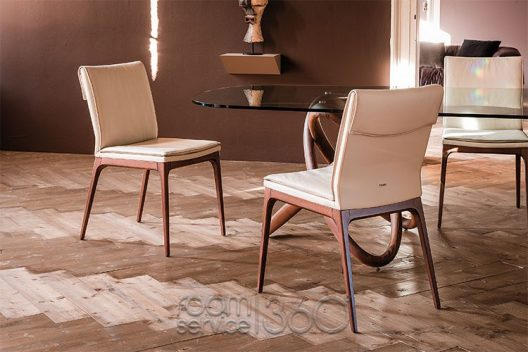 Sofia dining chair by Cattelan Italia