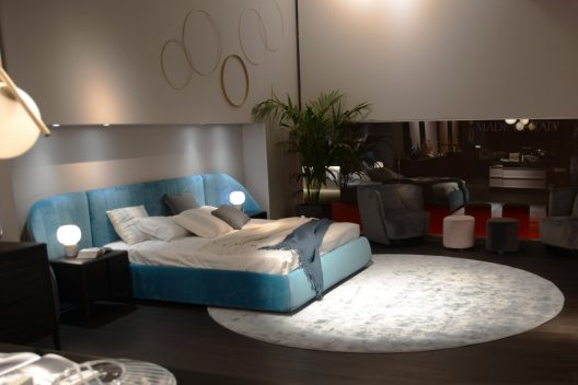Caracalla bed by Rossetto