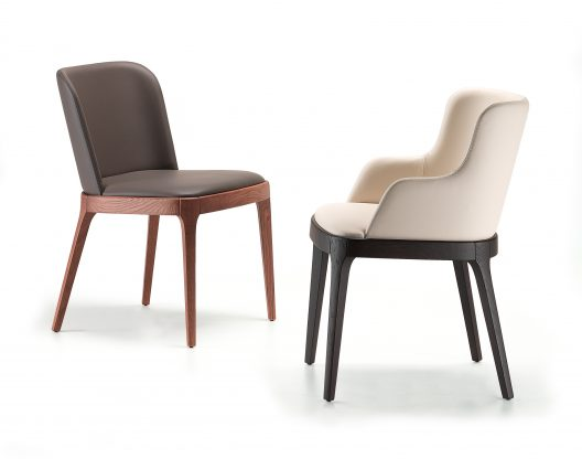 Magda dining chair by Cattelan Italia