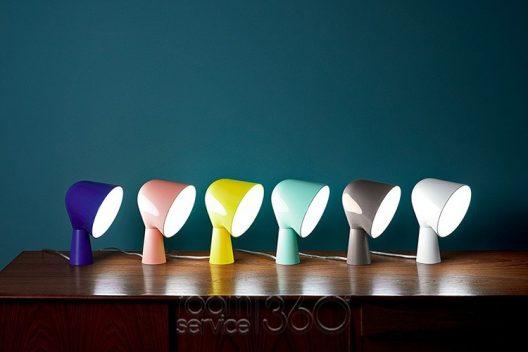 Binic table lamp by Foscarini