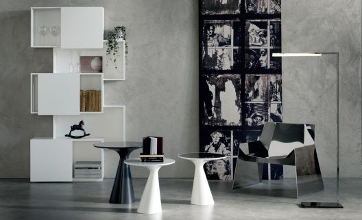 Alaska lounge chair by Cattelan Italia