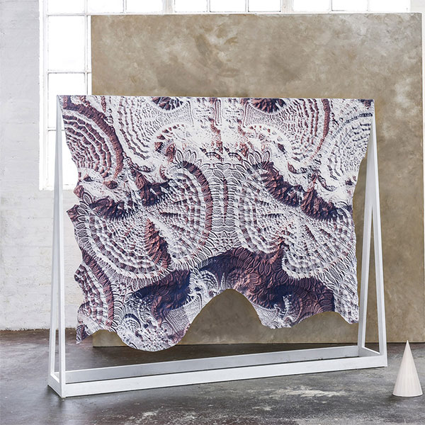 Digital Printed Leather- A Marcel Wanders Invention