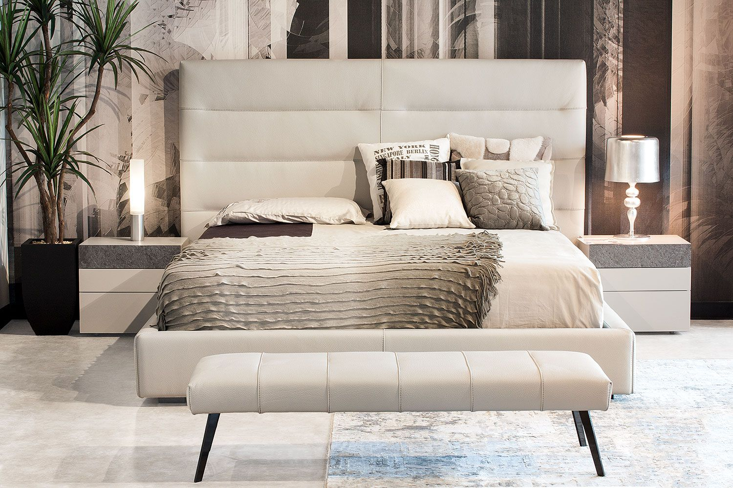Decorating Tips for Modern Bedrooms