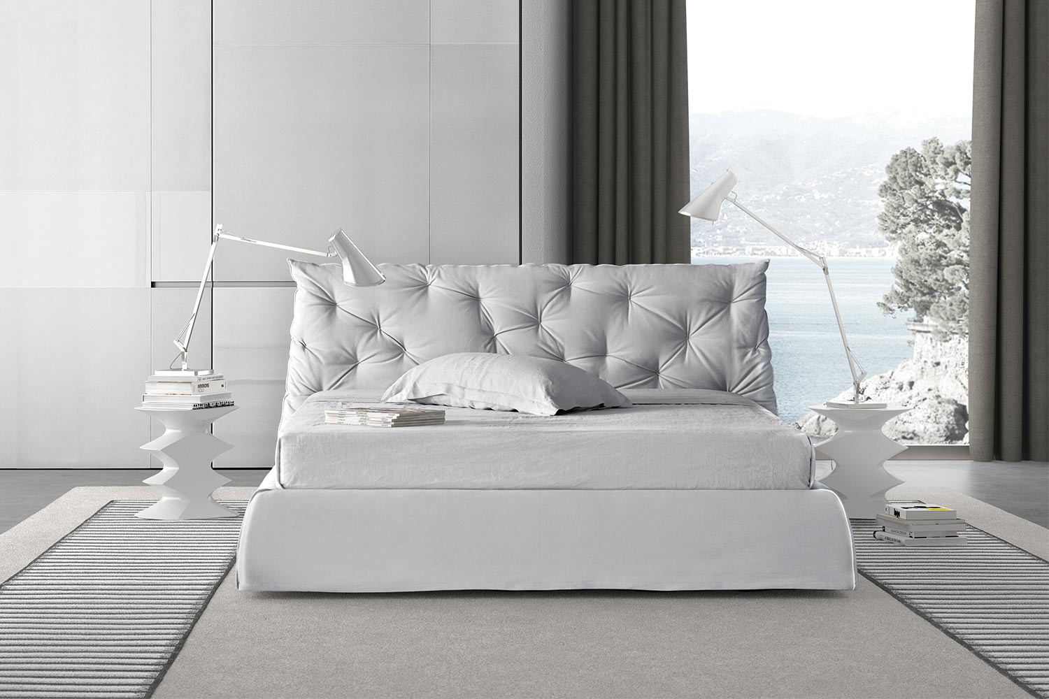 Cozy and Comfortable Beds for Your Modern Space